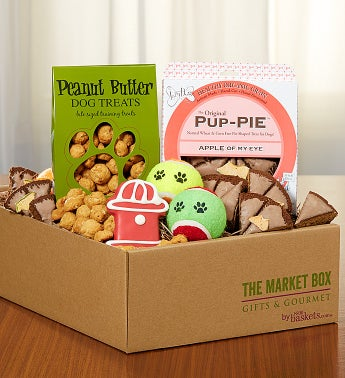Pampered Pooch Market Box
