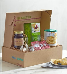 Gourmet Brunch Market Box by Real Simple®