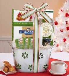 Gourmet Holiday Brunch Gift Basket