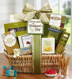 With Love on Grandparent's Day Regal Gift Basket