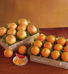 Harry and David® Navel Oranges and Grapefruit