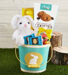 Hippity Hoppity Bunny Sweets Easter Basket