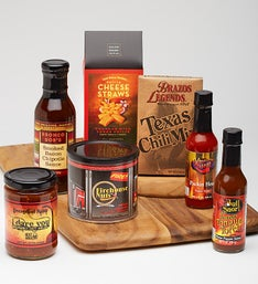 Feel the Heat Gourmet Gift Collection