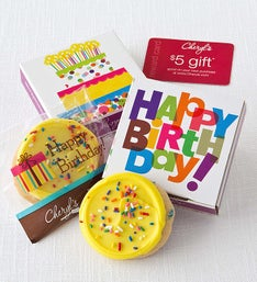 Cheryl's Happy Birthday Cookie Card