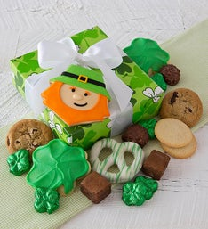Cheryl's St Patrick's Day Treats Gift Box