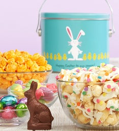 The Popcorn Factory Easter Egg Parade Fun Pail