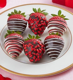 Fannie May Red Hot Strawberries