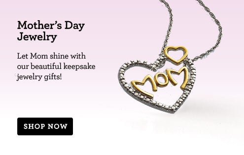 Mother's Day Jewelry Gifting