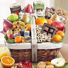 Gourmet Food & Gift Baskets