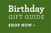 Birthday Gift Guide