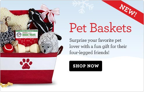 Pet Baskets