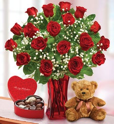 Canada - Valentine's Day Flowers & Gifts