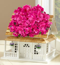 Birdhouse of Blooms® Deluxe