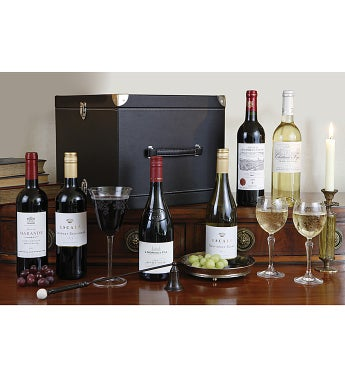 Tour De France Wine Gift Set
