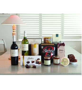 Food & Wine Hamper Gourmet Feast
