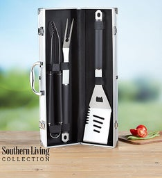 Personalized Grill Tools Set
