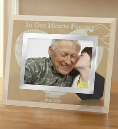 Personalized Memorial Frame