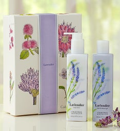 Crabtree & Evelyn® Lavender Bath and Body Set