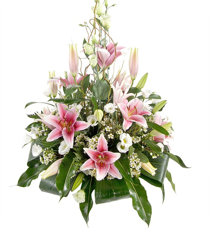 Basket of Lilies