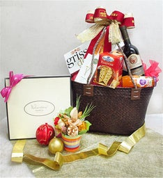 Winter Select Gift Basket