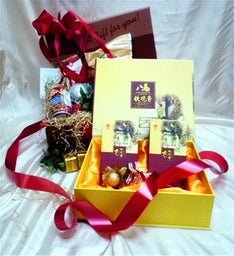 Festivity Gift Basket