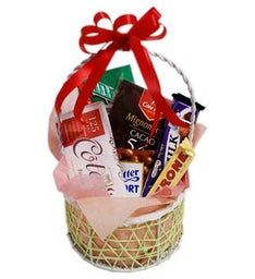 Simply Delicious Gift Basket