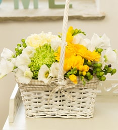 Picket Fence Bouquet