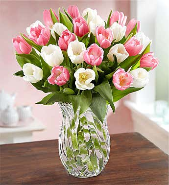 Sweet Spring Tulip Bouquet