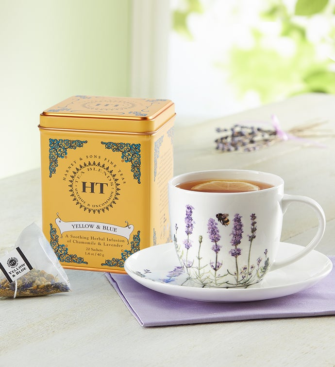 Harney and Sons® Chamomile & Lavender Tea Gift Set