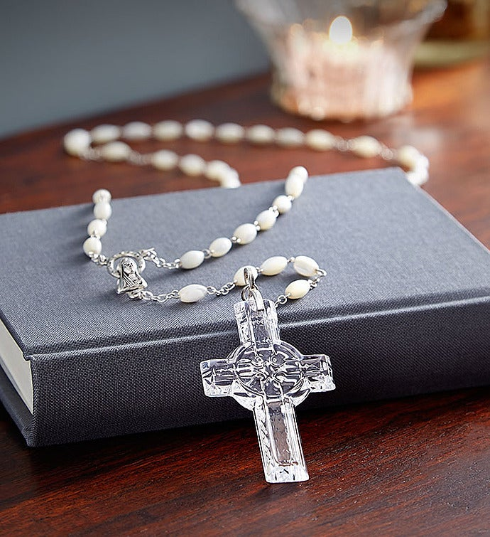 Waterford® Giftology Rosary Beads