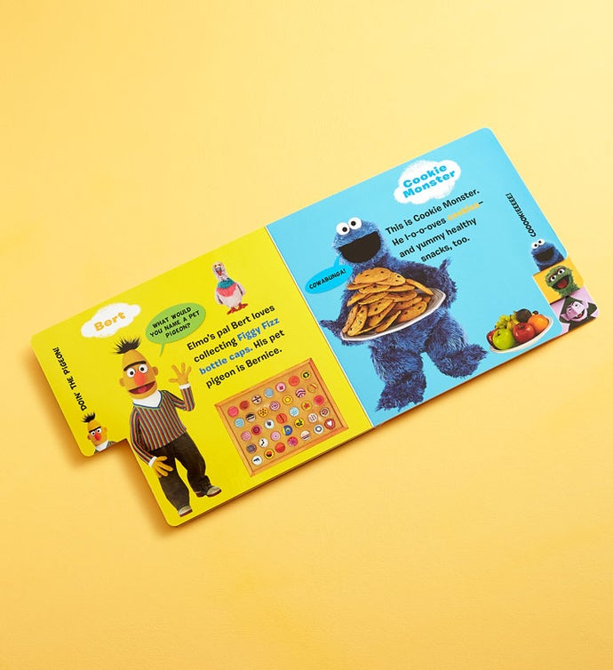 Gund Animated Best Friend Elmo and Counting Book