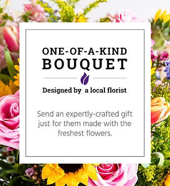One of a Kind Bouquet + Free Shipping