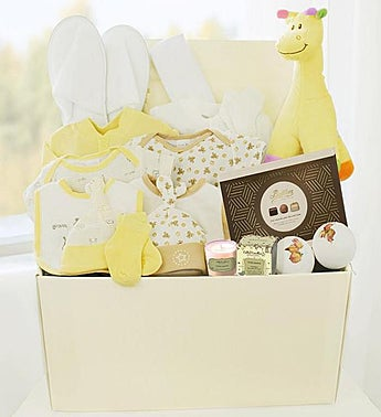 Mother & Baby Basket
