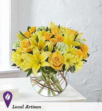 Smiling Surprise™ Bouquet
