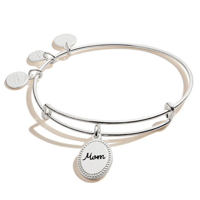Alex & Ani Because I love You Mom Bangle