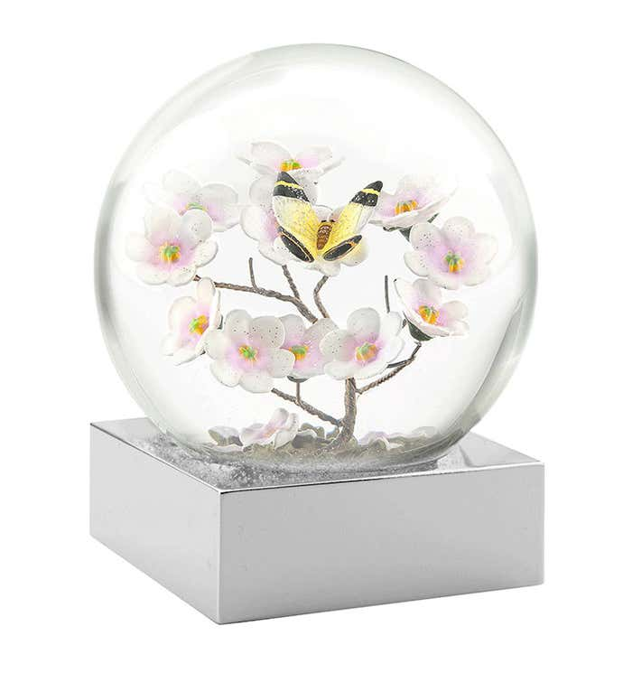 Butterfly Snow Globe by CoolSnowGlobes