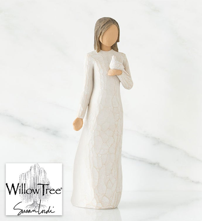 Willow Tree ® With Sympathy Angel Keepsake