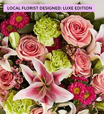 One of a Kind Bouquet for Mother's Day- Luxe