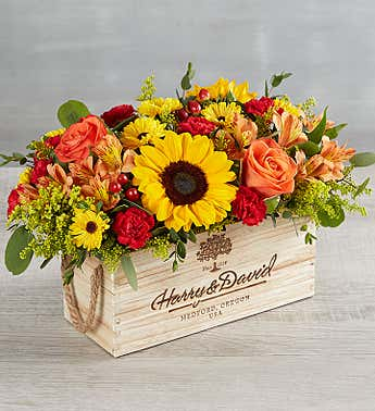 Harvest Spice™ Centerpiece