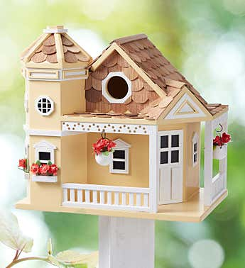 Seacliff Cottage Bird House