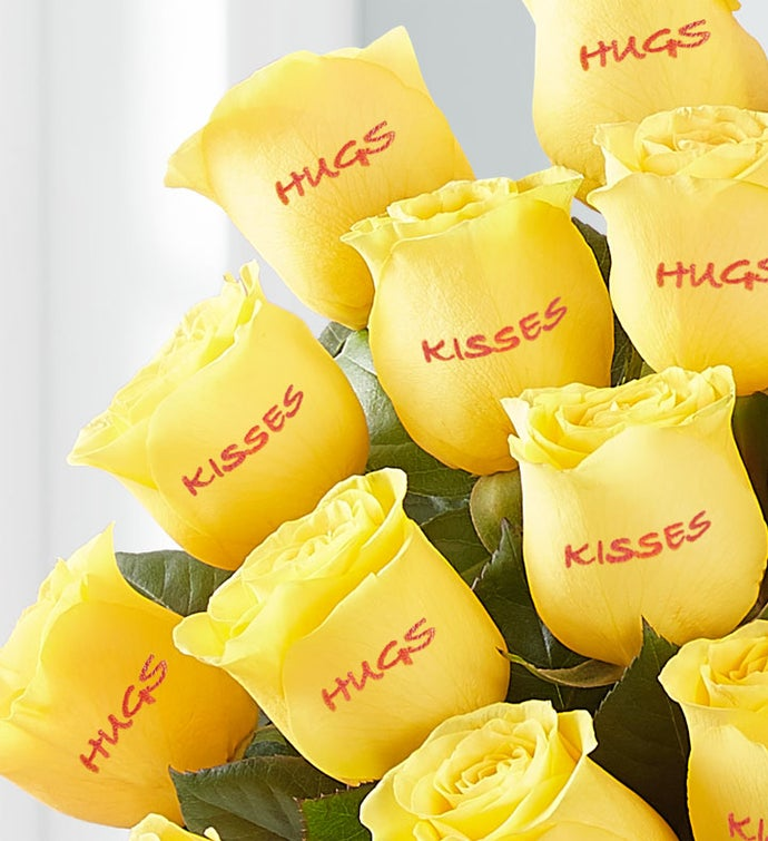 Conversation Roses™ Hugs & Kisses