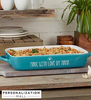 Made With Love Personalized Kitchen Essentials