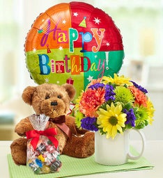 Mugable® to Say Happy Birthday