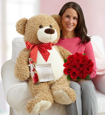 Big Bear for Romance