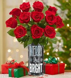 Merry and Bright Bouquet