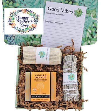 """Happy Mother's Day"" Good Vibes Gift Box"