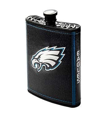 NFL Flask With Funnel