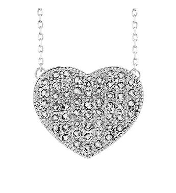 Heart Design Necklace