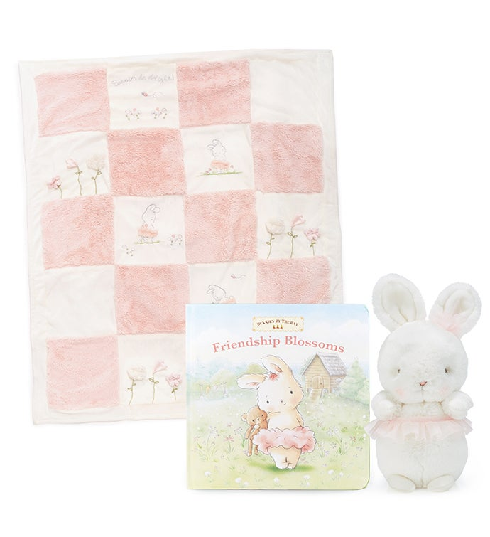 Tutu Delight Quilt Heirloom Gift Bundle