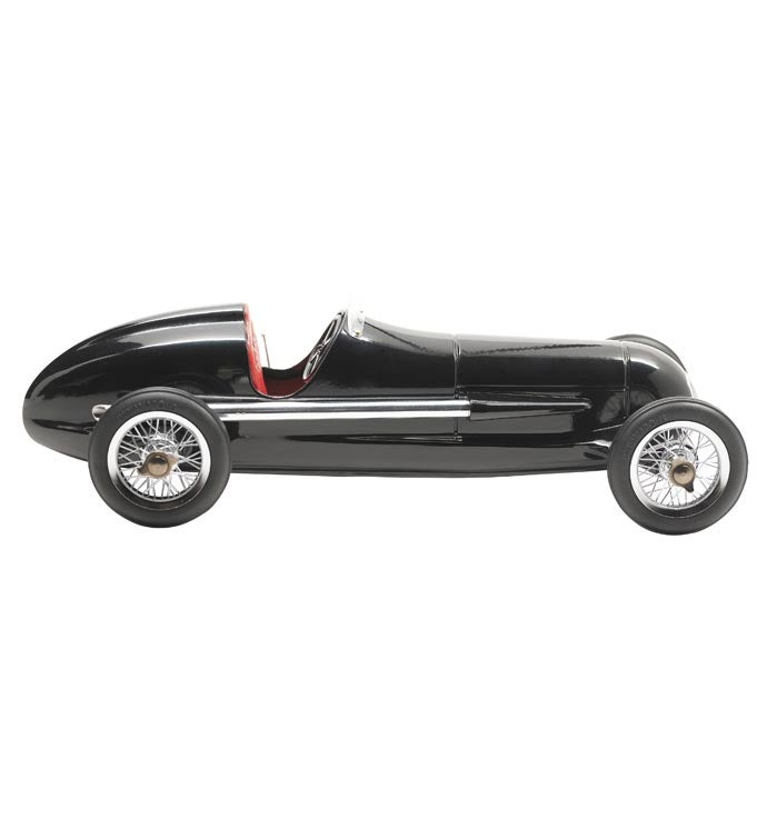 Silberpfeil Car, Black
